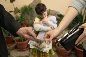 Минимальный размер алиментов на одного ребенка в 2021 году с безработного владимире