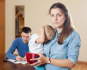 Заявление о вынесении судебного приказа о взыскании алиментов на ребенка