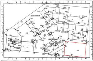 Где и как получить кадастровый план территории