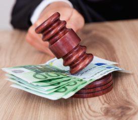 Куда нести судебный приказ о взыскании алиментов