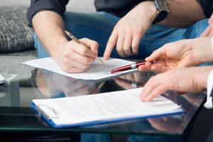 Договор об уступке будущего требования - образец